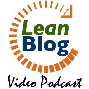 Lean Blog Video Interviews, with Mark Graban