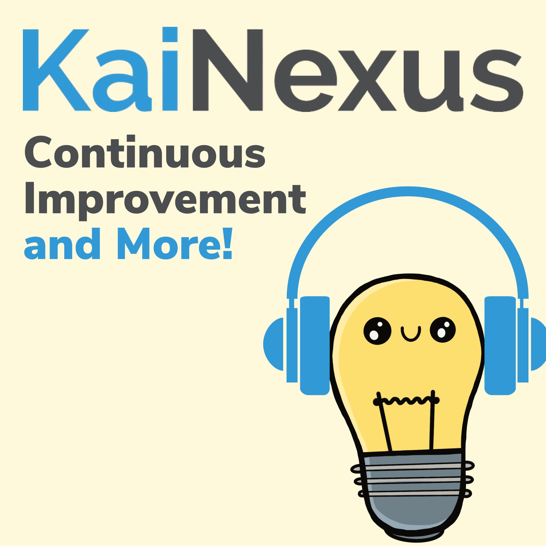 <![CDATA[KaiNexus Continuous Improvement Podcast]]>